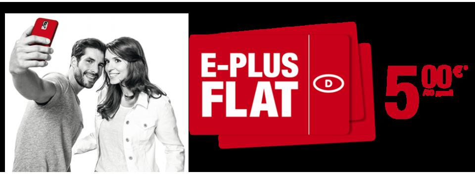 Ortel Mobile тариф E-Plus FLAT