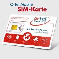 Сим карта Ortel Mobile Германия. Работает в РФ