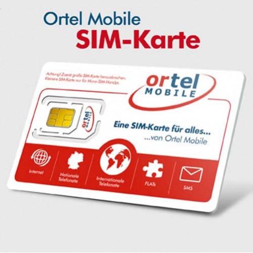 685cc11f47af8 Купить. Сим карта Ortel Mobile Германия. Работает в РФ