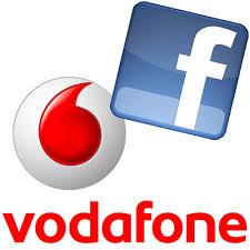 vodafone facebook