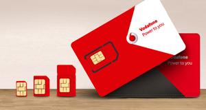 Vodafone сотовая связь по всему миру